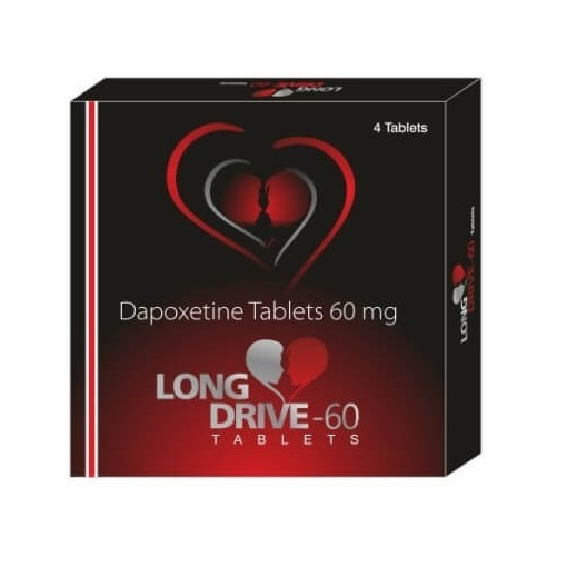 long drive tablet 60mg